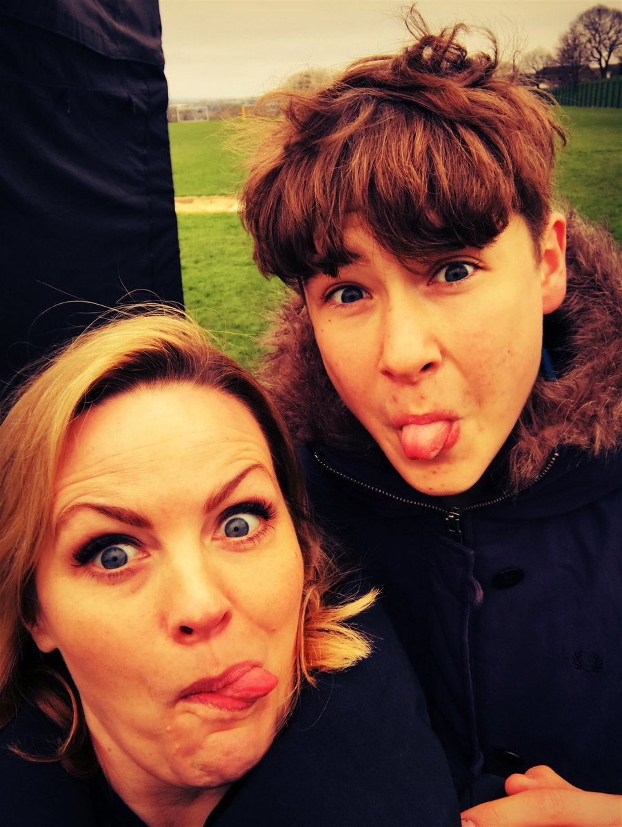 And see what this naughty lad has been upto #he&#39;slovelyreally #AckleyBridge<br>http://pic.twitter.com/vwWbou0eBu