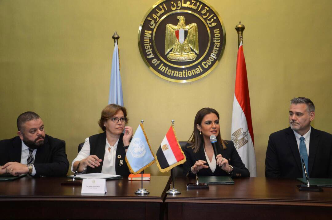 #ICYMI: Agreement Signed with #UNDP to Set up the First National Impact Investment Fund in #Egypt:  http:// bit.ly/2sB97eA  &nbsp;   <br>http://pic.twitter.com/LZoGugLemg