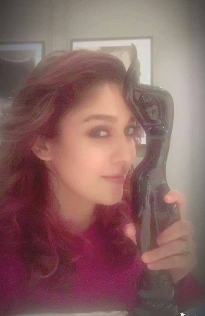 Nayanthara live on twitter congratulations nayanthara 4 1155 am 21 jun 2017 thecheapjerseys Gallery