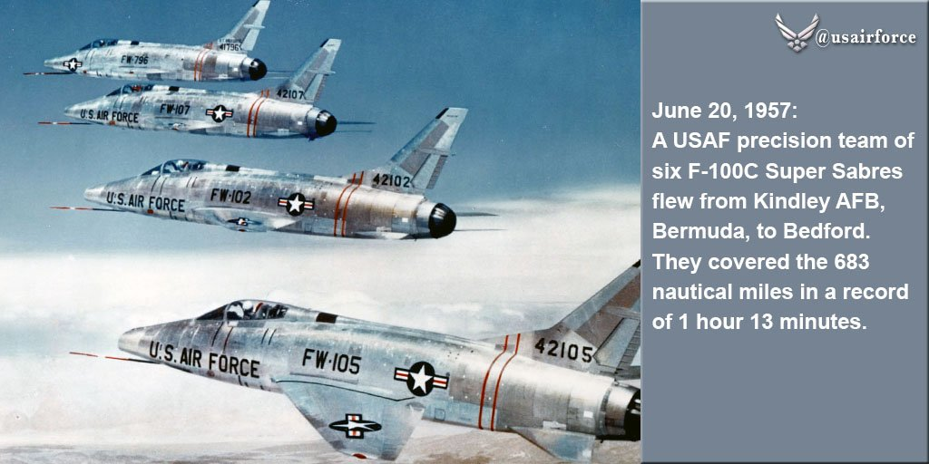On this day in #AirForce #History https://t.co/nmZqB53igy