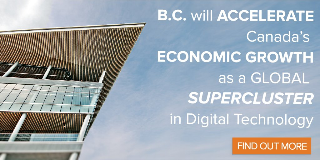 #PressRelease: How #BC is paving Canada's economic growth as a global supercluster in #digital technology.  http:// bit.ly/BCsuperC  &nbsp;  <br>http://pic.twitter.com/0aHUPbXaPd