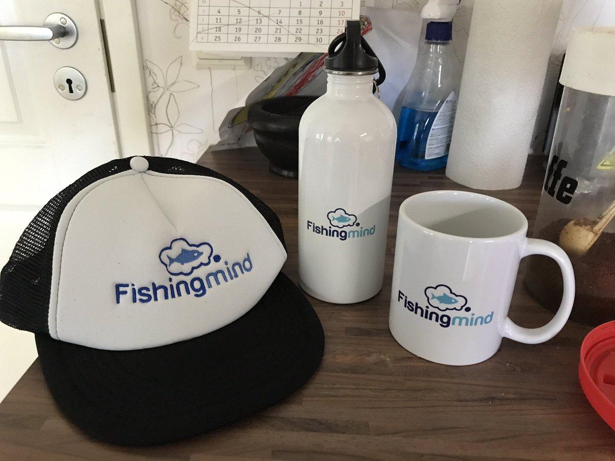 Fishing Mind merchs arrived! #fishingmind #fishinglife #fishing #waterbottle #coffeemug<br>http://pic.twitter.com/CowSNUBo1V