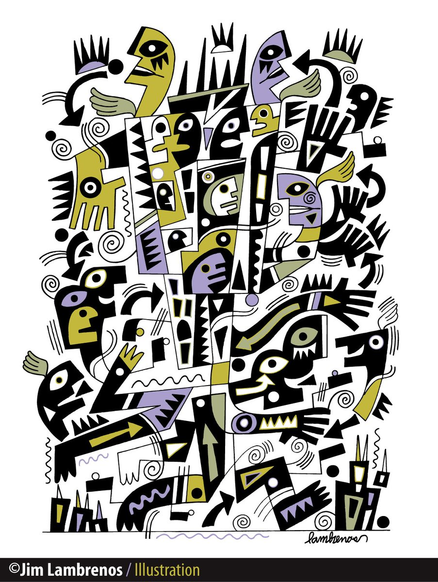 &quot;Paris Jazz&quot; Finished #Graphic in a series. Happy about striking all the right &quot;Notes&quot; here. #Jazz #Motif #Drawing<br>http://pic.twitter.com/55jpcOuwRR