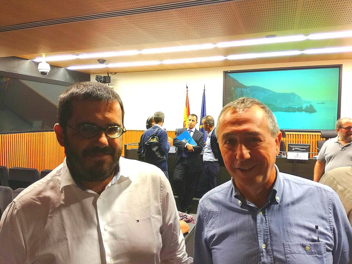 Ballester (Cs) se muestra 'indignada' con el veto al debate de las prospecciones y Vidal le acusa de 'hipocresía'