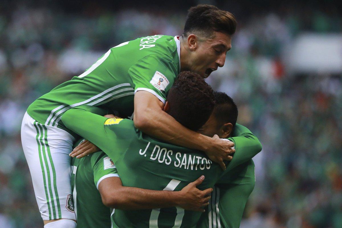 Esta es la 10ma victoria de #México en #CopaConfederaciones solo #Bras...