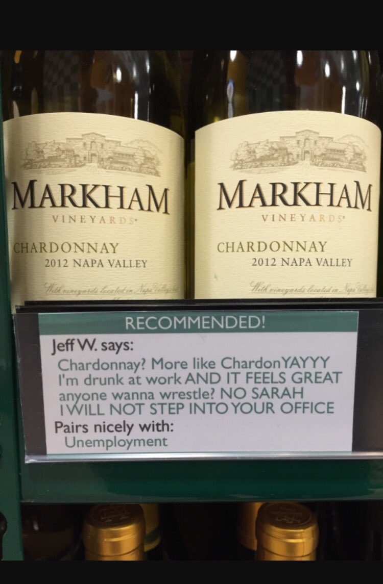 Go Jeff!!  I love this #Chardonnay #wine #wins<br>http://pic.twitter.com/HIqE1A2iDK