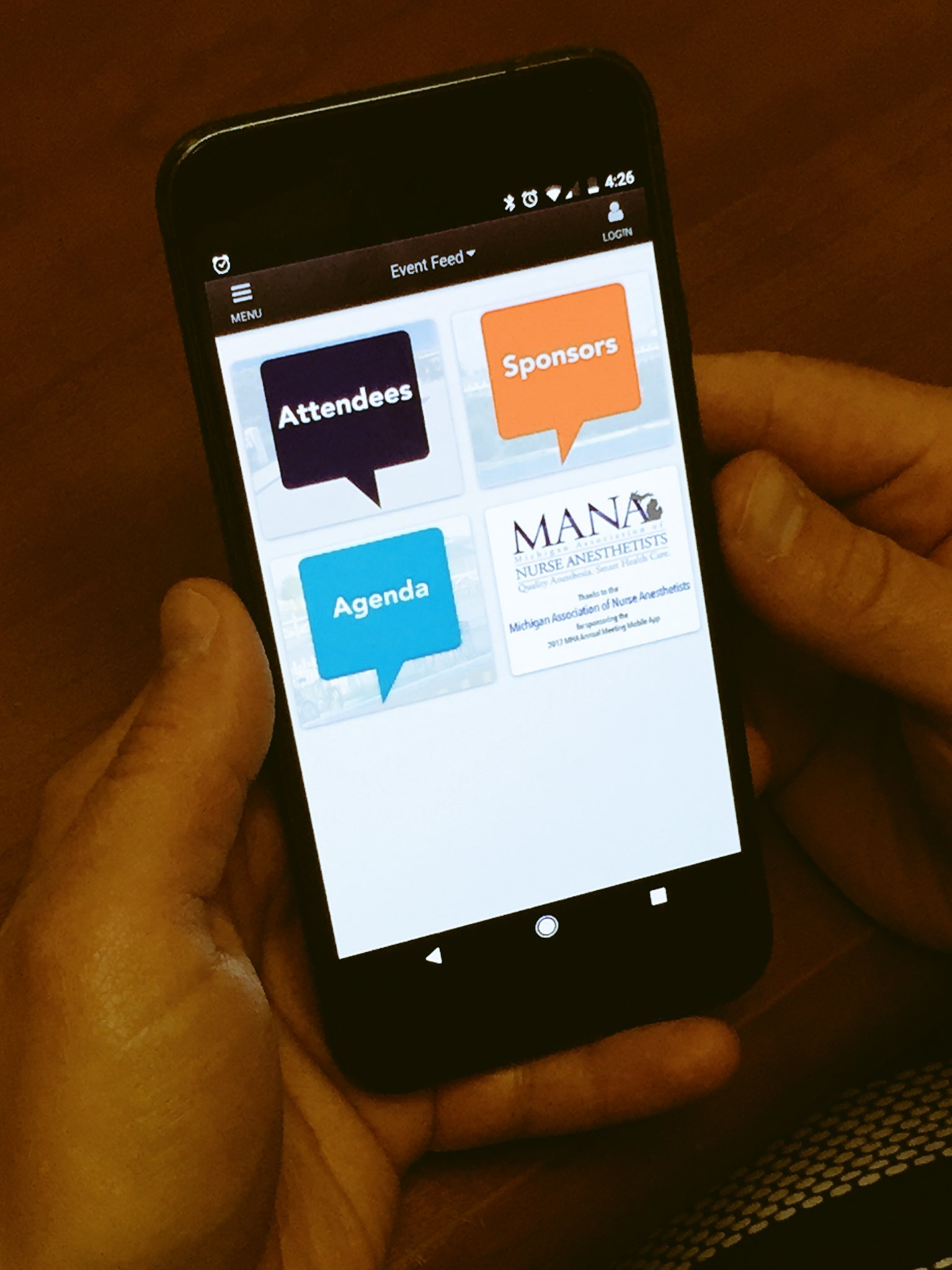 We're beginning the 1-week countdown to our #MHAannual Meeting! Have you downloaded the app yet? Get it here ➡️ https://t.co/GJQXFlMQm3 https://t.co/j4N2VTKlNv