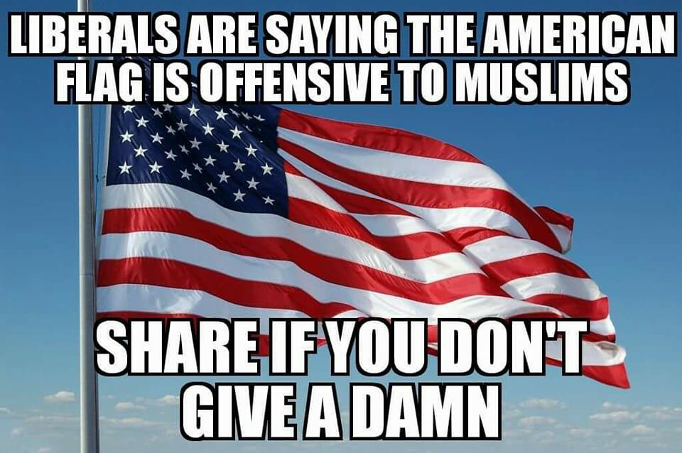 Well if it&#39;s offensive to you....get the hell out!#WednesdayWisdom <br>http://pic.twitter.com/f63CLCzN3c
