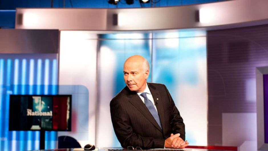 The National's Peter Mansbridge signing off for final time on Canada D...