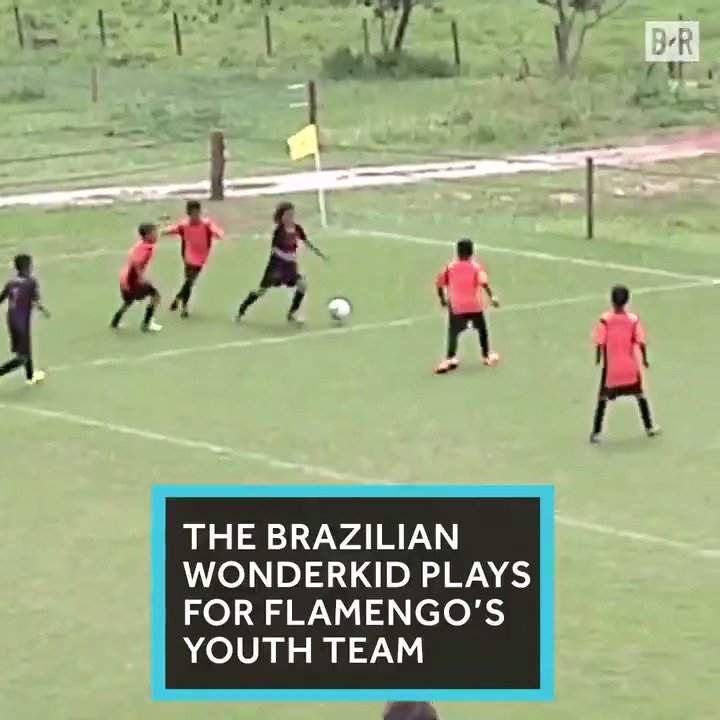 Meet Lucianinho: the 12-year-old wonderkid whose skills have caught th...