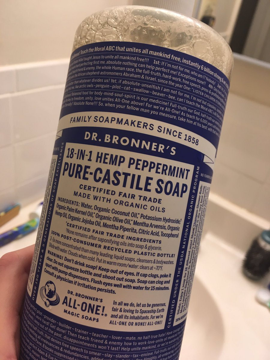 #scicomm pro tip: if your presentation slides look like the label for Dr. Bronners soaps, ya probably need to cut down on text a bit  <br>http://pic.twitter.com/Xs7yQ0B9JG