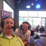 Always a fun time at @DJsDugout downtown for the #CWS  Come on out! #NationalSelfieDay