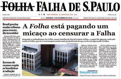 STJ acaba com censura e libera o site de humor Falha de São Paulo https://t.co/tMxp0jDIkG