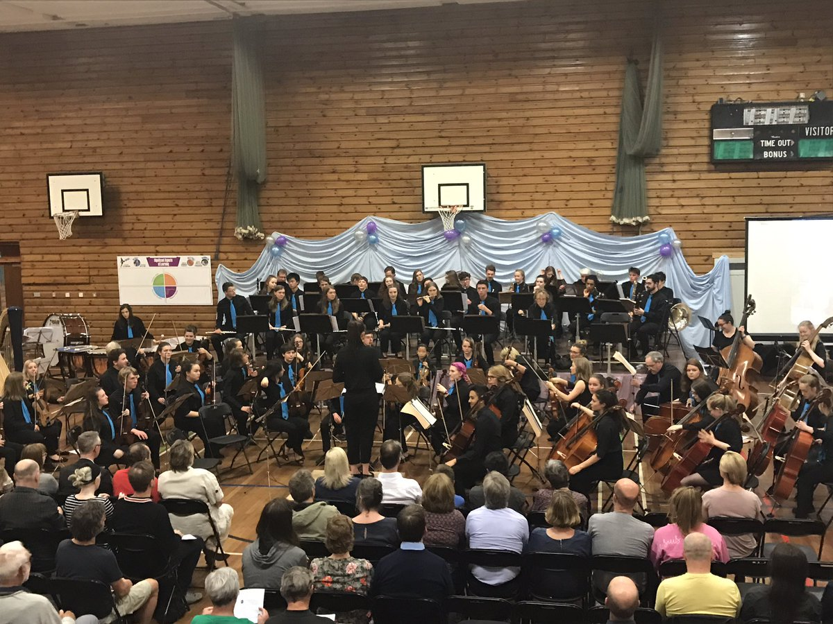 So proud of our Glasgow Schools&#39; Symphony Orchestra tonight. Simply stunning!!! Well done to all &amp; thank you @Pamelab58673873 #Outstanding  <br>http://pic.twitter.com/pKqNLydOi4