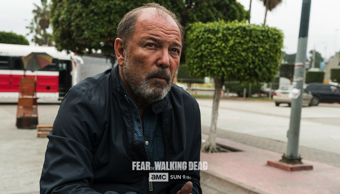 Q&A: @RubenBlades on why this is 'the second apocalypse' for Danie...