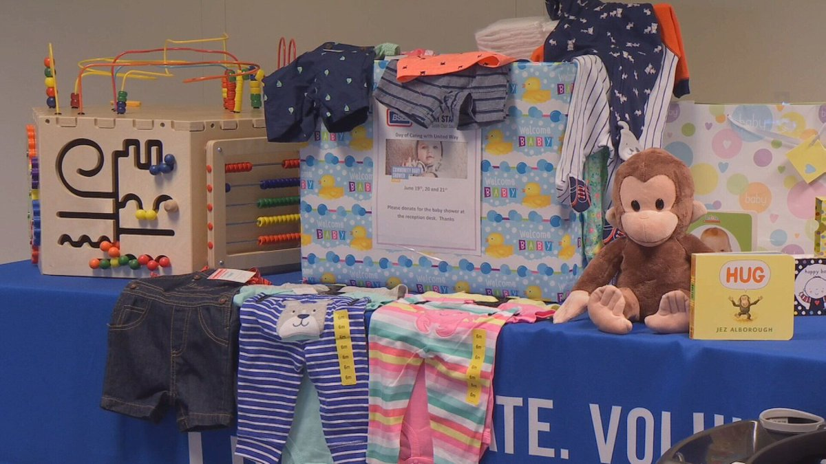 Community baby shower to help low-income Yellowstone County families: https://t.co/7DWHcFAl64 @UnitedWay