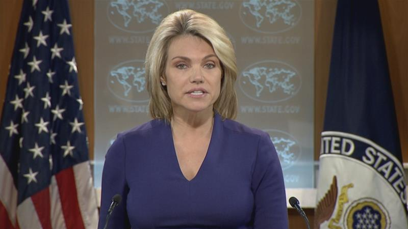 Doha welcomes US state department position on anti-Qatar blockade motives https://t.co/zr74x978PU