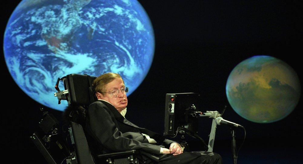 Se não colonizar a Lua e Marte, a humanidade pode ser extinta, diz Stephen Hawking https://t.co/70fEiSsK5G