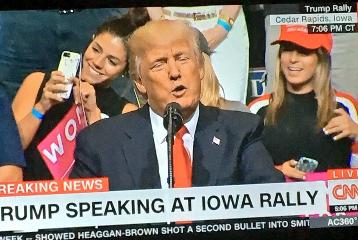 #WomenForTrump
