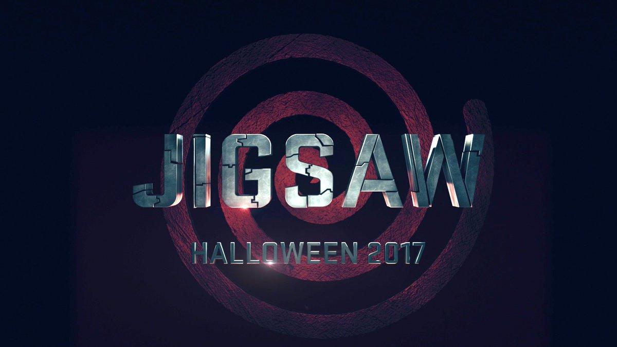 Lionsgate Films' Saw 8 Titled Jigsaw & Logo Revealed 3