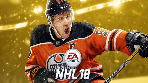 Connor McDavid will grace the cover of @EASPORTSNHL 18. MORE @ https:/...