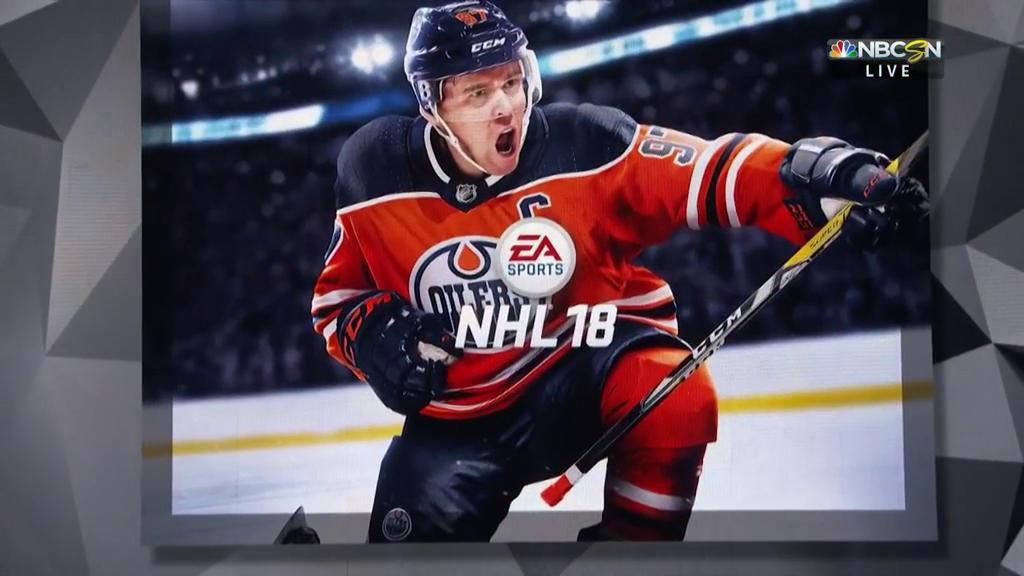 Connor McDavid will be featured on the cover of NHL 18! https://t.co/M...