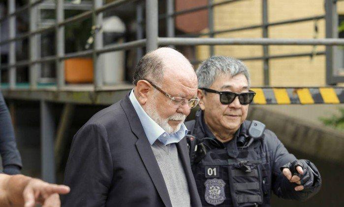 Léo Pinheiro e Duque confirmam propina ao PT em obra de centro de pesquisas da Petrobras. https://t.co/pTvJ303aqN