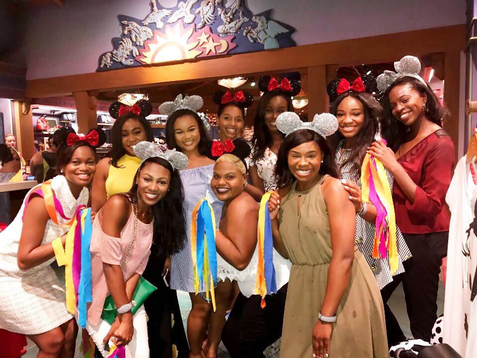 Ebony&#39;s Top Ten HBCU Queens  #DisneyWorld #Day1<br>http://pic.twitter.com/NIhhCtO024