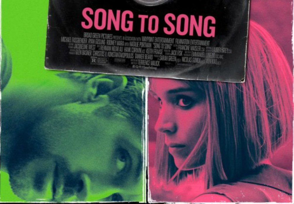 #NowWatching I&#39;ve been waiting so long to see #SongToSong directed by #TerrenceMalick with #Gosling &amp; #Mara<br>http://pic.twitter.com/uFntfAsZzq