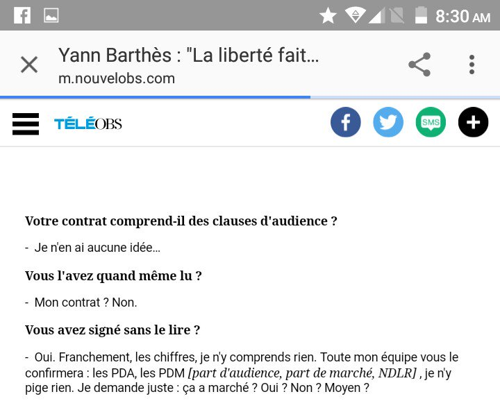 I say that I say nothing  #JustSaying #Quotidien #Tpmp #YannBarthès #CyrilHanouna<br>http://pic.twitter.com/JKTSEePEE2