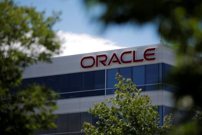 Oracle profit beats as cloud shift gains steam, shares at record