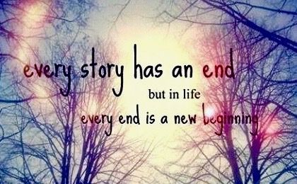 Every story has an end but... #Beginnings #TrustTheProcess<br>http://pic.twitter.com/fMQbjGPYtI