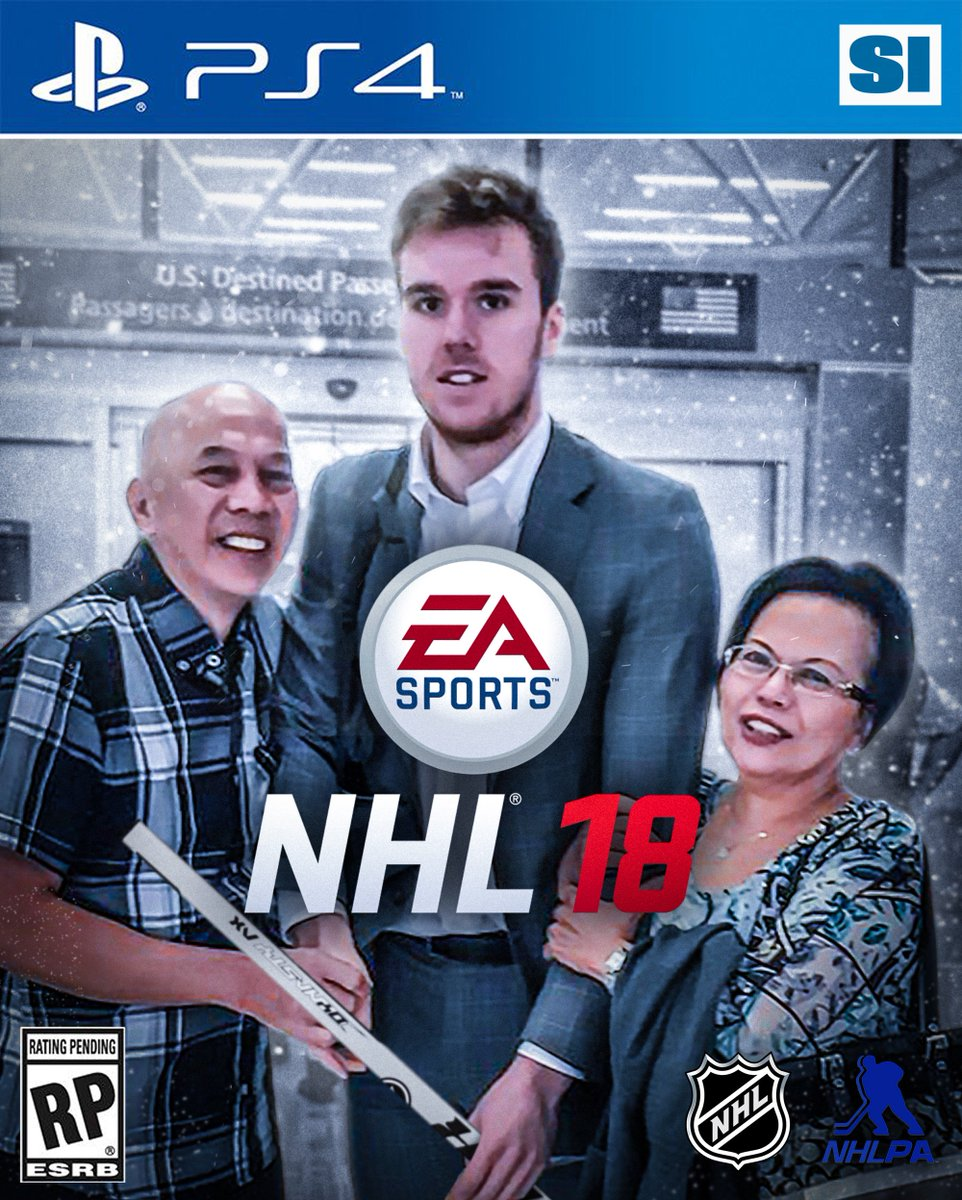 May we suggest this photo of Connor McDavid, @EASPORTSNHL? https://t.c...