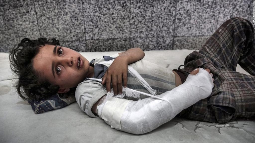'Yemen is silent, forgotten...even a purposely forgotten emergency.' The images Saudi Arabia doesn't want you to see https://t.co/QxcmmedEjA