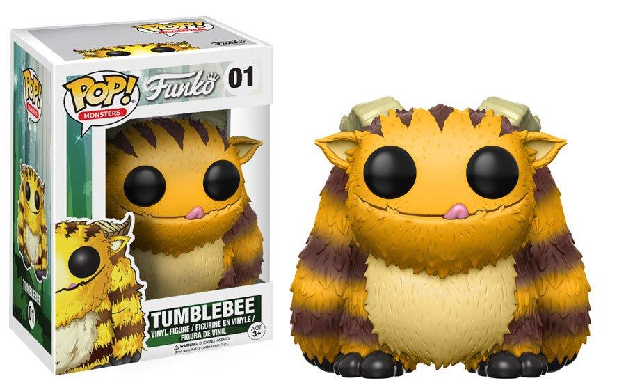 RT & follow @OriginalFunko for the chance to win a Tumblebee Pop!...
