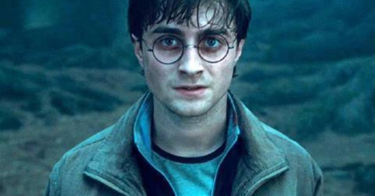JK Rowling reveals there were two Harry Potters https://t.co/KGajMTk3um