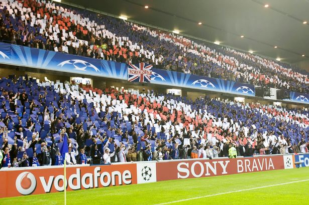 No other club in Britain does a European night quite like  #Rangers! Roll on next Thursday! #UEL <br>http://pic.twitter.com/jHAyWehboD