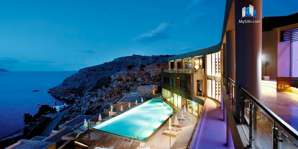 Book a stay at #Lindos Blu, an intimate ambiance &amp; the key ingredients of traditional Greek character. Visit  http:// MySitti.com  &nbsp;   #travel<br>http://pic.twitter.com/6USBgLbgPE