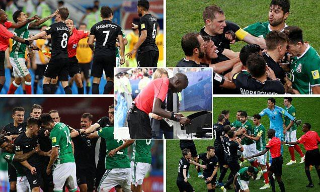 "New Zealand Time Twitter: Goalz24 On Twitter: ""Mexico"