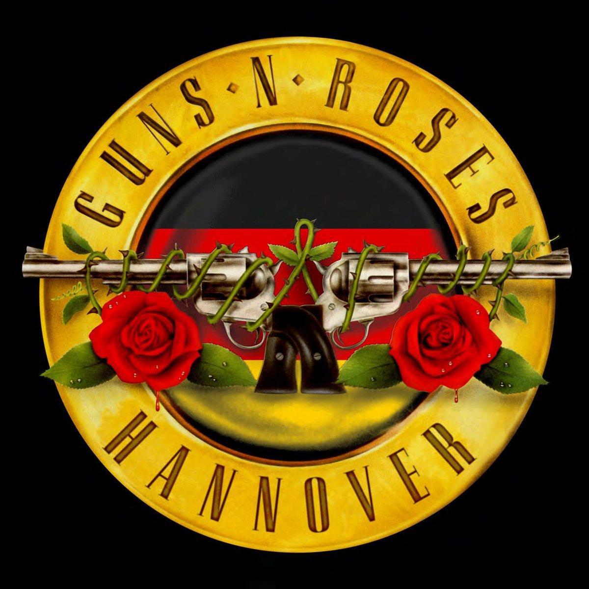 Guns N Roses On Twitter Back In Deutschland Hannover Up Next