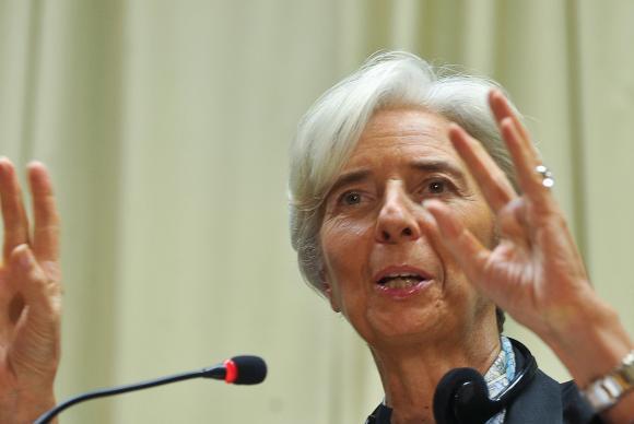 Diretora do FMI aponta corrupção e evasão fiscal como grandes desafios da economia. https://t.co/QtJ4k9RbCC (📷 Marcello Casal Jr./ ABr)