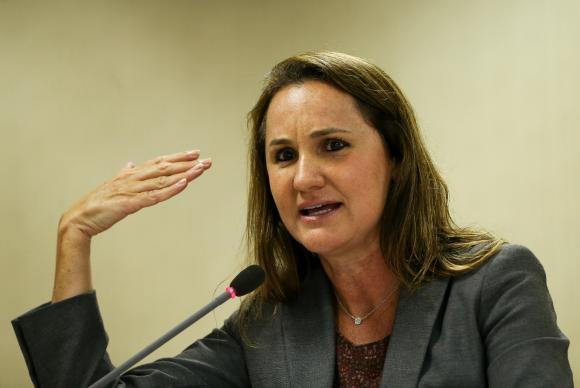 Jurista brasileira é eleita para mandato na comissão de direitos humanos da OEA. https://t.co/SnQwJbjup0 (📷 Marcelo Camargo/Agência Brasil)