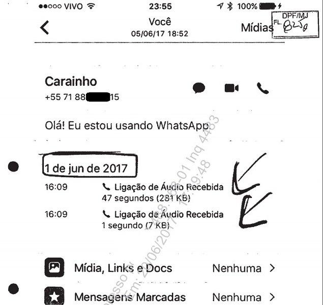 Ex-ministro sondava sobre delação: Lúcio Funaro entrega à polícia registro de ligações de Geddel https://t.co/SLEMy9kPAk