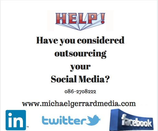 No time or not sure how to do #SocialMedia ? #business #SMEs #Retail #B2B #LouthChat<br>http://pic.twitter.com/2xLrYY3EMc