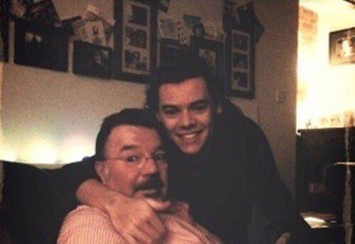 OFFICIEL #RIPRobin - Harry Styles en deuil, il perd son beau père Robi...