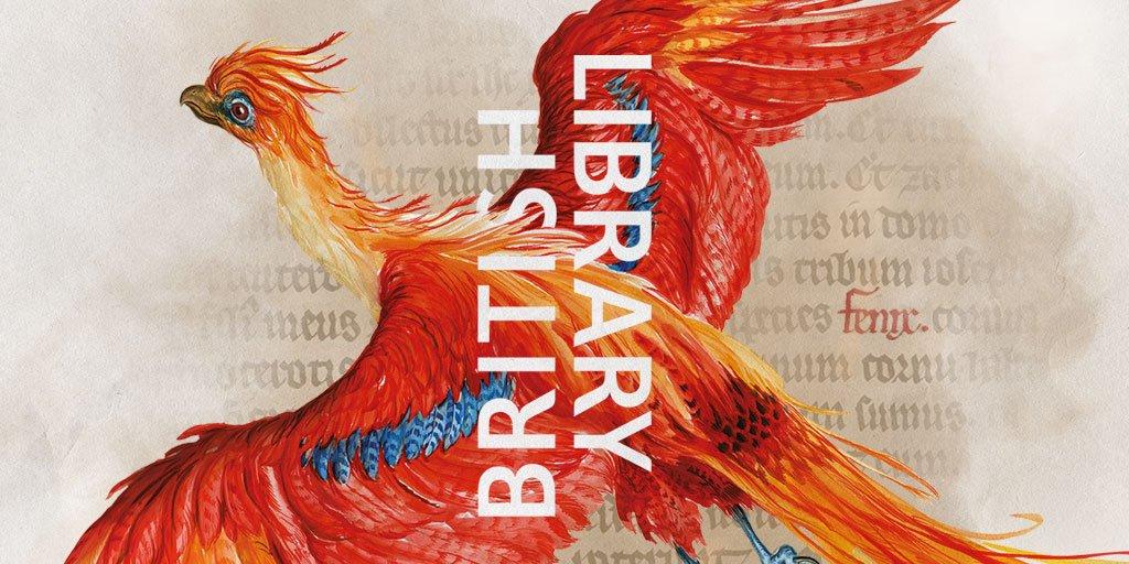 Harry Potter à la British Library DC69Z1aWAAA1jgS