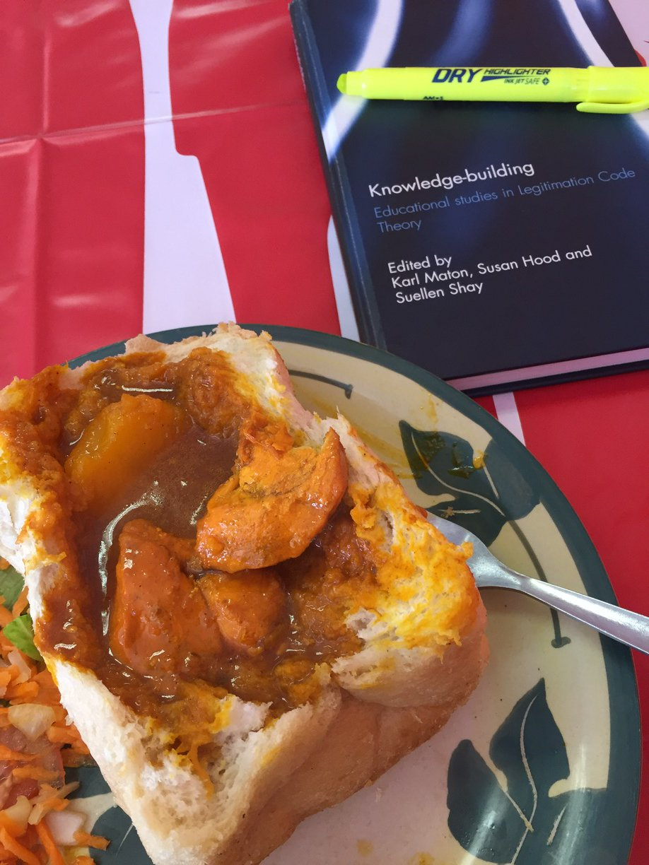 LCT is hot (or was it the delicious Durban chicken bunny chow?!). In (burning) anticipation of #LCTC2 @LCT_conf https://t.co/C5io7ptmQF
