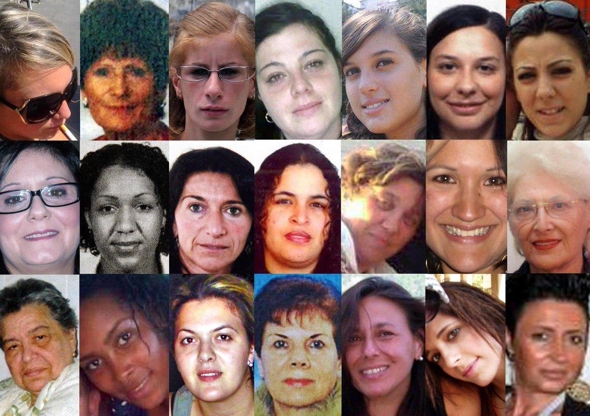 Non dimentichiamo i #Volti delle donne che sono state vittime di femminicidio Mai più  A loro dedichiamo l'#