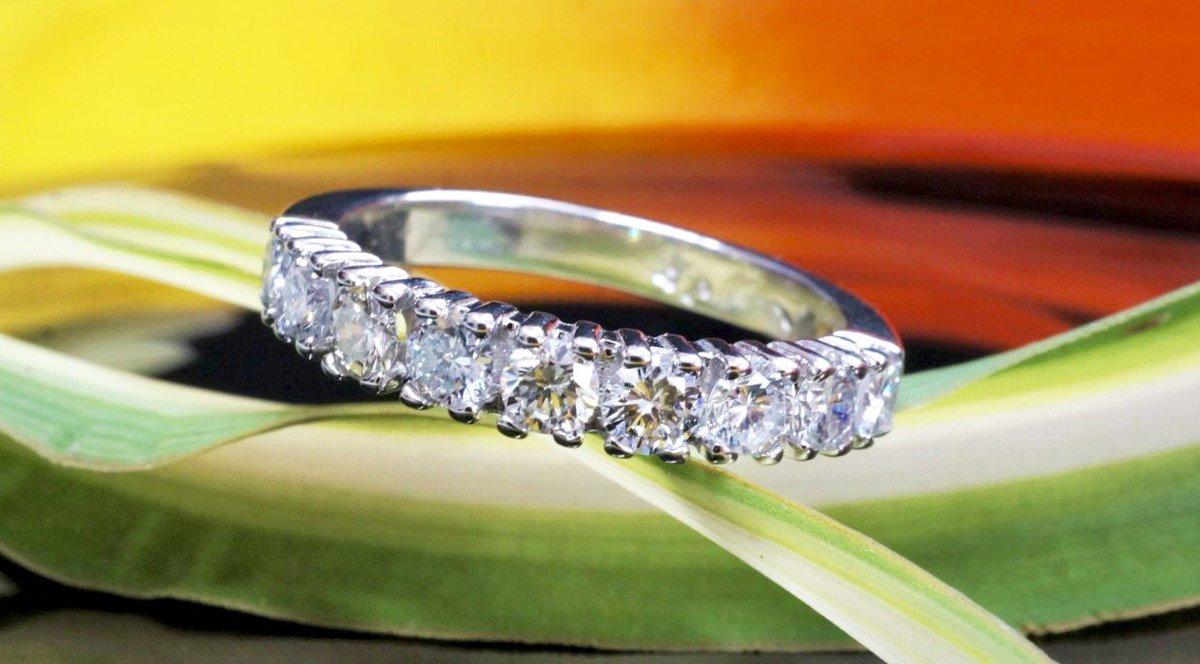 Beautiful Eternity Wedding Band Diamond Engagement Ring #ring #diamond #jewelry #engagement   http:// bit.ly/DiamondEternit yringsilver &nbsp; … <br>http://pic.twitter.com/Tg5uuY9STH