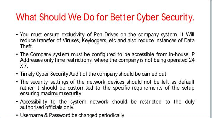 Ur system #AntiVirus can&#39;t alwys protect ur business from #cyberfraud  Bt ur #knowledge can,@DelhiPolice #SouthEastDistrict @CPDelhi<br>http://pic.twitter.com/sL1R978C98